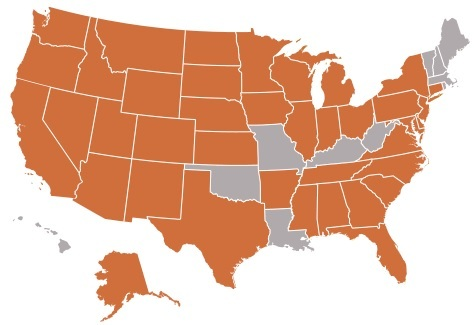 Wells Fargo Bank by State